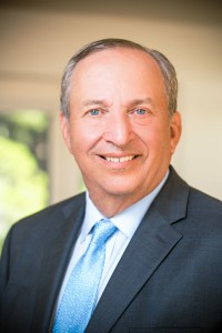 Lawrence H. Summers is the Charles W. Eliot University Professor and President Emeritus at Harvard University. He served as the 71st Secretary of the Treasury for President Clinton and the Director of the National Economic Council for President Obama.